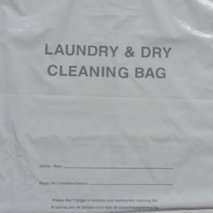 dry cleaning and laundry bags